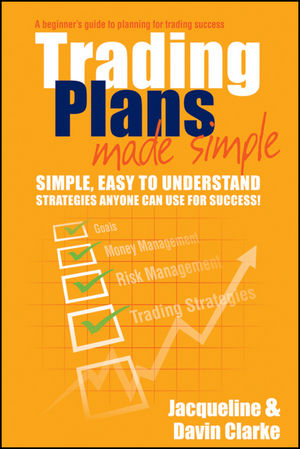 Trading plans made simple by davin clarke global trading for Options trading plan template