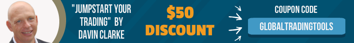 Davin Clarke Jumpstart Your Trading course discount promo coupon