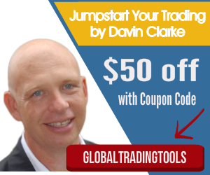 Davin Clarke trader education review & promo discount coupon code